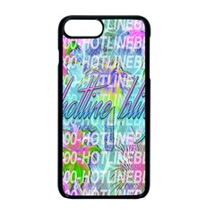 Drake 1 800 Hotline Bling Apple Iphone 8 Plus Seamless Case (black) by Samandel