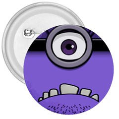 Evil Purple 3  Buttons