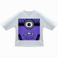 Evil Purple Infant/toddler T Shirts