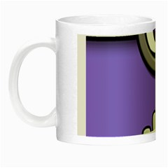Evil Purple Night Luminous Mugs