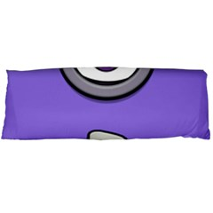 Evil Purple Body Pillow Case (dakimakura)