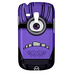 Evil Purple Galaxy S3 Mini
