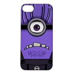 Evil Purple Apple Iphone 5s/ Se Hardshell Case