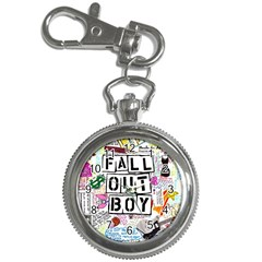 Fall Out Boy Lyric Art Key Chain Watches