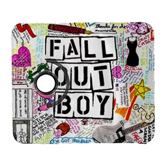 Fall Out Boy Lyric Art Galaxy S3 (flip/folio)