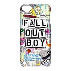 Fall Out Boy Lyric Art Apple Ipod Touch 5 Hardshell Case With Stand