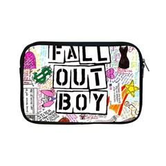 Fall Out Boy Lyric Art Apple Ipad Mini Zipper Cases by Samandel