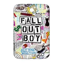 Fall Out Boy Lyric Art Samsung Galaxy Note 8 0 N5100 Hardshell Case