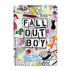 Fall Out Boy Lyric Art Galaxy Note 1 by Samandel