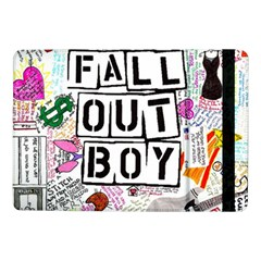 Fall Out Boy Lyric Art Samsung Galaxy Tab Pro 10 1  Flip Case by Samandel