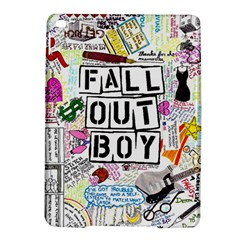 Fall Out Boy Lyric Art Ipad Air 2 Hardshell Cases by Samandel
