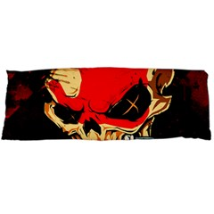 Five Finger Death Punch Heavy Metal Hard Rock Bands Skull Skulls Dark Body Pillow Case Dakimakura (two Sides)