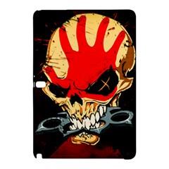 Five Finger Death Punch Heavy Metal Hard Rock Bands Skull Skulls Dark Samsung Galaxy Tab Pro 12 2 Hardshell Case