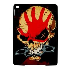 Five Finger Death Punch Heavy Metal Hard Rock Bands Skull Skulls Dark Ipad Air 2 Hardshell Cases