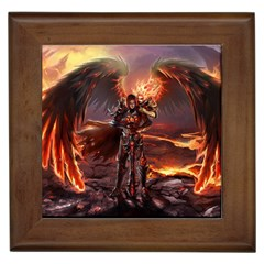 Fantasy Art Fire Heroes Heroes Of Might And Magic Heroes Of Might And Magic Vi Knights Magic Repost Framed Tiles