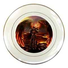 Fantasy Art Fire Heroes Heroes Of Might And Magic Heroes Of Might And Magic Vi Knights Magic Repost Porcelain Plates