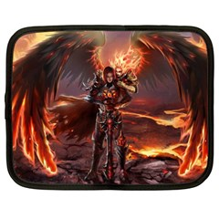 Fantasy Art Fire Heroes Heroes Of Might And Magic Heroes Of Might And Magic Vi Knights Magic Repost Netbook Case (xxl)