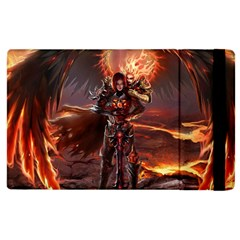 Fantasy Art Fire Heroes Heroes Of Might And Magic Heroes Of Might And Magic Vi Knights Magic Repost Apple Ipad 2 Flip Case
