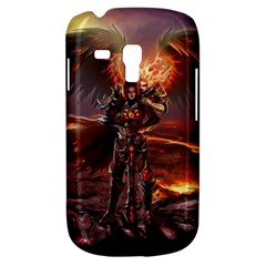 Fantasy Art Fire Heroes Heroes Of Might And Magic Heroes Of Might And Magic Vi Knights Magic Repost Galaxy S3 Mini by Samandel