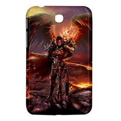Fantasy Art Fire Heroes Heroes Of Might And Magic Heroes Of Might And Magic Vi Knights Magic Repost Samsung Galaxy Tab 3 (7 ) P3200 Hardshell Case