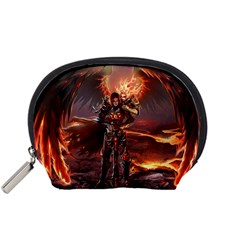 Fantasy Art Fire Heroes Heroes Of Might And Magic Heroes Of Might And Magic Vi Knights Magic Repost Accessory Pouches (small)  by Samandel