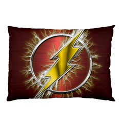 Flash Flashy Logo Pillow Case (two Sides)