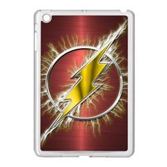 Flash Flashy Logo Apple Ipad Mini Case (white)