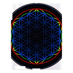 Flower Of Life Apple Ipad 3/4 Hardshell Case