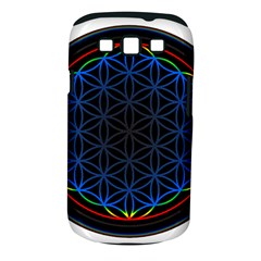 Flower Of Life Samsung Galaxy S Iii Classic Hardshell Case (pc+silicone)
