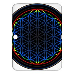 Flower Of Life Samsung Galaxy Tab 3 (10 1 ) P5200 Hardshell Case
