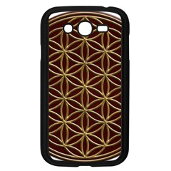 Flower Of Life Samsung Galaxy Grand Duos I9082 Case (black)