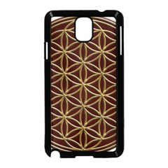 Flower Of Life Samsung Galaxy Note 3 Neo Hardshell Case (black)