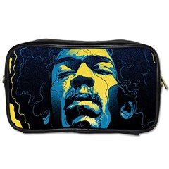 Gabz Jimi Hendrix Voodoo Child Poster Release From Dark Hall Mansion Toiletries Bags 2 Side
