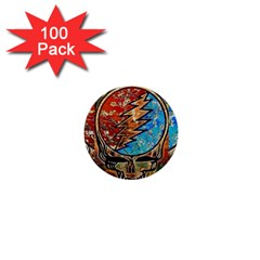 Grateful Dead Rock Band 1  Mini Buttons (100 Pack)