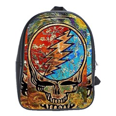 Grateful Dead Rock Band School Bag (large)