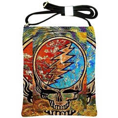Grateful Dead Rock Band Shoulder Sling Bags