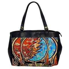 Grateful Dead Rock Band Office Handbags (2 Sides)  by Samandel