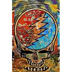 Grateful Dead Rock Band 5 5  X 8 5  Notebooks by Samandel
