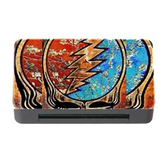 Grateful Dead Rock Band Memory Card Reader With Cf