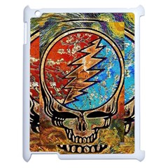 Grateful Dead Rock Band Apple Ipad 2 Case (white)
