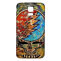 Grateful Dead Rock Band Samsung Galaxy S5 Back Case (white) by Samandel