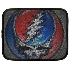 Grateful Dead Logo Netbook Case (large)