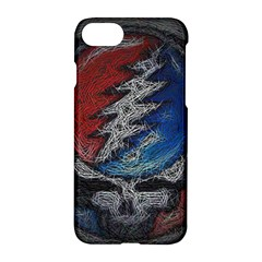 Grateful Dead Logo Apple Iphone 8 Hardshell Case