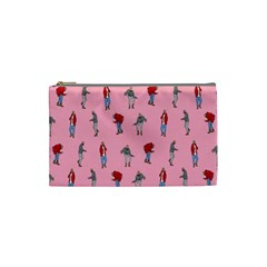 Hotline Bling Pattern Cosmetic Bag (small)