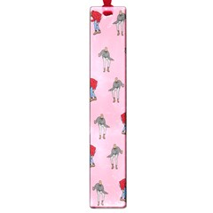 Hotline Bling Pattern Large Book Marks
