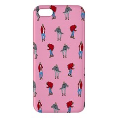 Hotline Bling Pattern Apple Iphone 5 Premium Hardshell Case