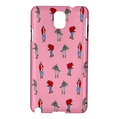 Hotline Bling Pattern Samsung Galaxy Note 3 N9005 Hardshell Case by Samandel
