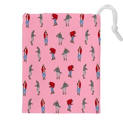 Hotline Bling Pattern Drawstring Pouches (xxl)