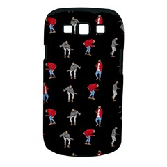 Hotline Bling Black Background Samsung Galaxy S Iii Classic Hardshell Case (pc+silicone) by Samandel