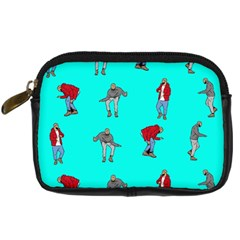 Hotline Bling Blue Background Digital Camera Cases